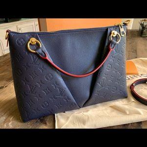 Authentic Louis Vuitton V-Tote MM